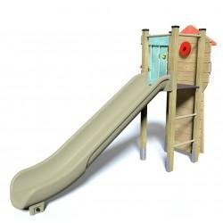 Le moulin - vue de dos - structure de jeu extérieur - Ouno by Proludic