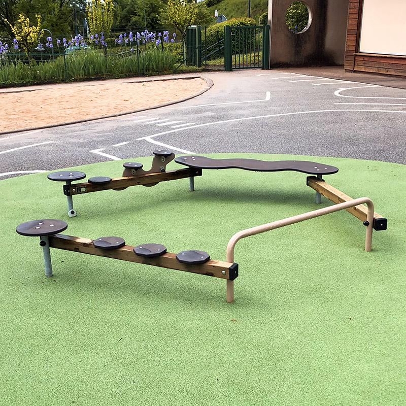Parcours d'équilibre OUNO - J5880